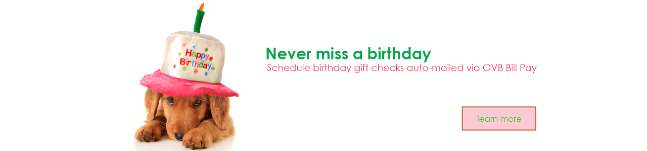 send birthday check