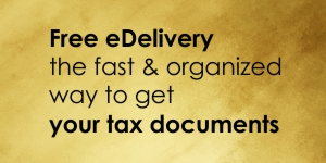 edelivery for tax documents