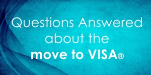 Visa card questions