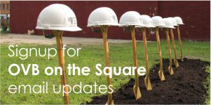 email update for OVB on the square